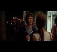 Andy Samberg and Emma Stone in Friends with Benefits! Break-up Scene