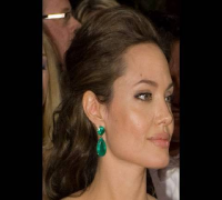 Angelina Jolie 2009 Oscars Hair Tutorial