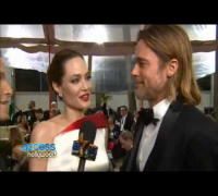 Angelina Jolie and Brad Pitt interview - 2013