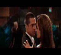 Angelina Jolie And Brad Pitt Mr. And Mrs.Smith Assassin's Dance Tango
