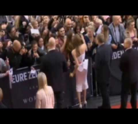 Angelina Jolie & Brad Pitt at World War Z, Berlin - Germany