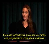Angelina Jolie discursa no Dia Mundial dos Refugiados (Legendado em Português)