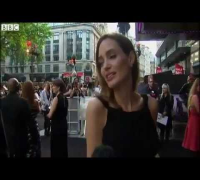 "Angelina Jolie ""I feel great"" at World War Z Premiere"