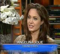 Angelina Jolie  - Interview NBC