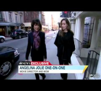 Angelina jolie interview with Christiane Amanpour