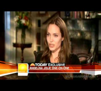 "Angelina Jolie - Jolie Helping Refugees "" I Think About My Kids "" One-On-One interview 19June"