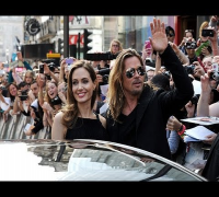Angelina Jolie Makes First Red Carpet Appearance - June 3, 2013
