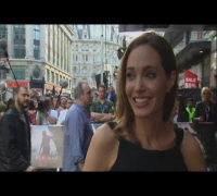 Angelina Jolie 'moved' by support after double mastectomy