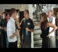 Angelina Jolie mr and mrs smith house fight