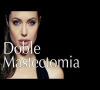 Angelina Jolie se somete a doble mastectomía para evitar el cáncer