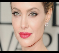 ANGELINA JOLIE SEXY MAKE UP TUTORIAL