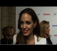 Angelina Jolie Talks Shiloh, Zahara, and Vivienne at the Women in the World Summit Event