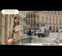 Angelina Jolie w Dzień Dobry TVN