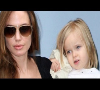 Angelina Jolie's Kid -- HUGE Payday for Vivienne Jolie-Pitt's 1st Movie Role