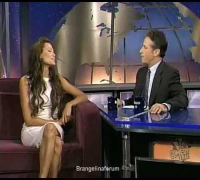 AngelinaJolie@The Daily Show