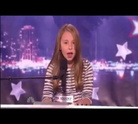 "Anna Graceman ""If I Ain't Got You"" Alicia Keys - America's Got Talent!"