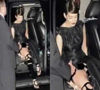 Anne Hathaway No Underwear [SHOCKING!]