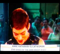 Anne hathaway on the today show july 12 2012!