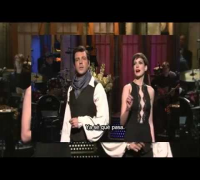 Anne Hathaway one day more parody song