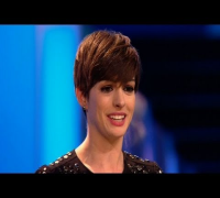Anne Hathaway wins Best Supporting Actress Bafta - The British Academy Film Awards 2013 - BBC One
