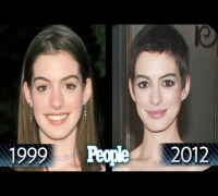 Anne Hathaway's Changing Looks!