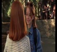 Annie and Hallie (Lindsay Lohan)