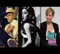 Ariana Grande Defends Miley Cyrus! Jennifer Lawrence Kisses Liam & Josh! Bieber's Brazilian Girl!