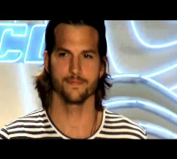 Ashton Kutcher   Alessandra Ambrosio @ Colcci - Sao Paulo Fashion Week Summer 2012 | FashionTV - FTV