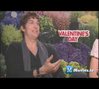 Ashton Kutcher & Jennifer Garner - Fun Interview for Valentine's Day