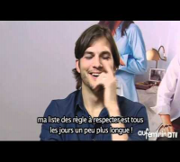 Ashton Kutcher parle de Sex Friends, Natalie Portman et Demi...