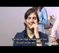 Ashton Kutcher parle de Sex Friends, Natalie Portman et Demi...
