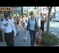 At The Grove! Jennifer Garner Shops with Her Daughter