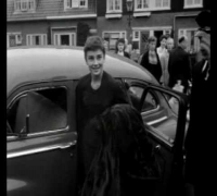 Audrey Hepburn bezoekt Nederland (1954)