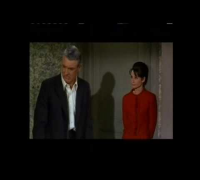 "Audrey Hepburn: ""Charade"" (1963). Short shower scene"