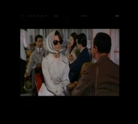 """Audrey Hepburn in """"Charade"""" (1963): spy scene"""