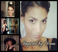 Audrey Hepburn Inspired Makeup Tutorial   Outfit ♡ Inspired by Icons
