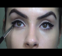 Audrey Hepburn Inspired Makeup Tutorial