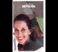 Audrey Hepburn : Mother, Humanitarian, Actress and Style Icon