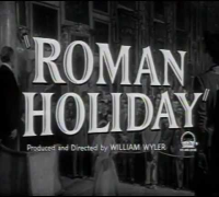 Audrey Hepburn: Roman Holiday Trailer