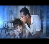 Audrey Hepburn & William Holden - In the Moonlight