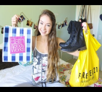 Back to School Clothing Haul   Giveaway!
