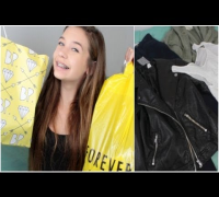 Back to School Clothing Haul!!   GIVEAWAY