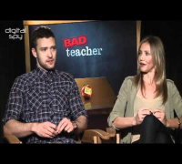 Bad Teacher, Interview with Ex's Justin Timberlake and Cameron Diaz