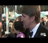 BAFTAs 2013: Tom Hooper on Anne Hathaway in Les Misérables