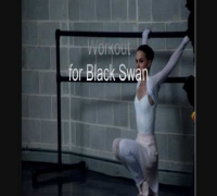 Ballerina Workout - Natalie Portman's Ballet Workout for Black Swan