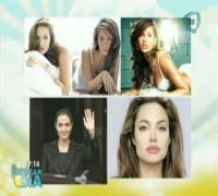 Barbara Mori niega quererse someter a cirugías para parecerse a  Angelina Jolie