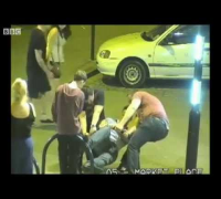 BBC News HD Boston bike rack fixed by group on night out