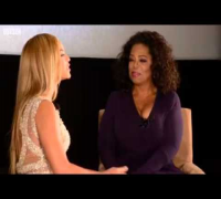 BBC News - Oprah Winfrey and Beyonce Knowles join forces on the red carpet