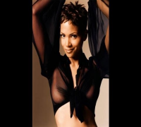 Beautiful, sexy Halle Berry hot, nearly nude pics