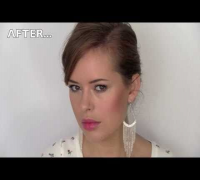 Beauty On A Budget: Natalie Portman Golden Globes makeup tutorial